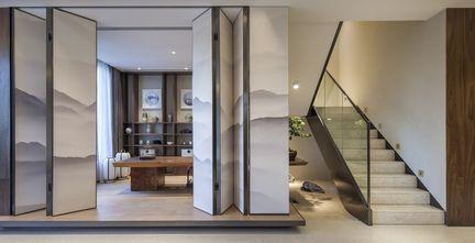 130平米三北欧风格楼梯间设计图