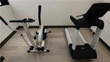 60平米混搭风格健身室图片