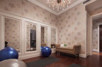140平米四美式风格健身室效果图