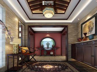 豪华型140平米别墅中式风格玄关门口效果图