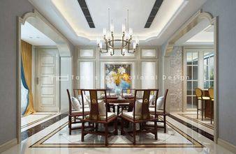 140平米别墅美式风格餐厅效果图