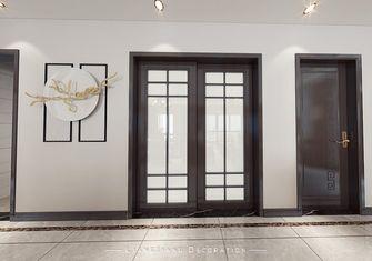 140平米四室一厅新古典风格走廊图