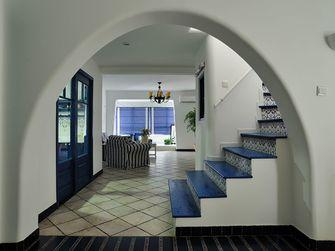 5-10万80平米复式地中海风格楼梯欣赏图