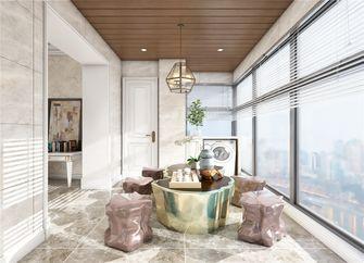 140平米四法式风格阳光房设计图