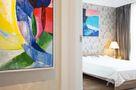 10-15万120平米三室两厅宜家风格卧室图片