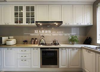 5-10万110平米三室四厅美式风格厨房图