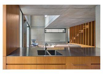 60平米公寓田园风格厨房欣赏图