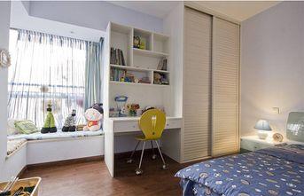10-15万110平米三室一厅东南亚风格儿童房设计图