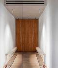 70平米三室两厅宜家风格玄关装修案例