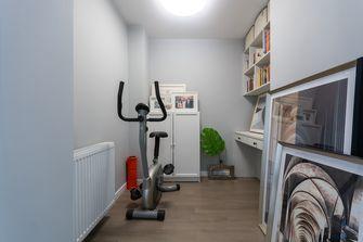 110平米三北欧风格健身室欣赏图