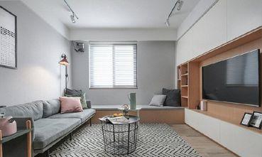 80平米三室两厅日式风格客厅图片大全