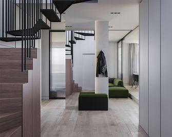 100平米北欧风格楼梯间图片大全