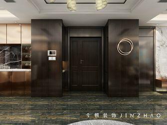 140平米四室两厅英伦风格玄关图片大全