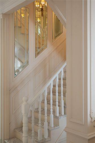 20万以上140平米复式法式风格楼梯图片