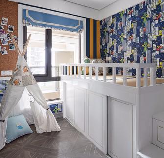 100平米法式风格儿童房装修图片大全