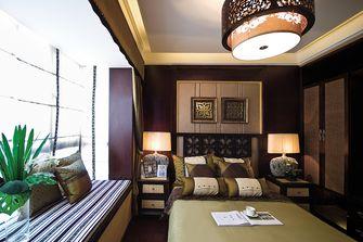 110平米三室一厅东南亚风格阳光房装修效果图