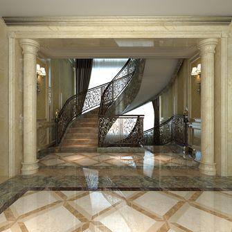 豪华型140平米别墅新古典风格楼梯装修图片大全