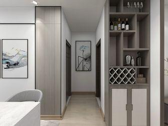 60平米公寓中式风格玄关欣赏图