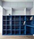 140平米四现代简约风格储藏室设计图