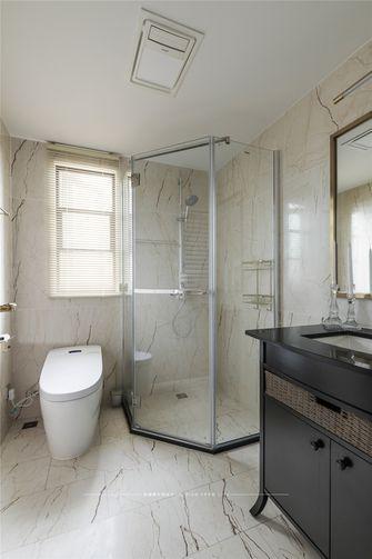 110平米四室两厅美式风格卫生间图