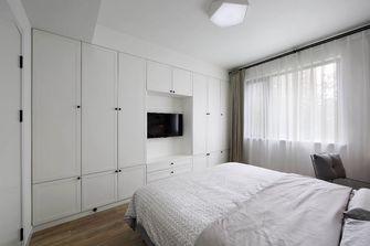120平米四室一厅北欧风格卧室装修图片大全