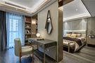 110平米三室两厅混搭风格书房效果图