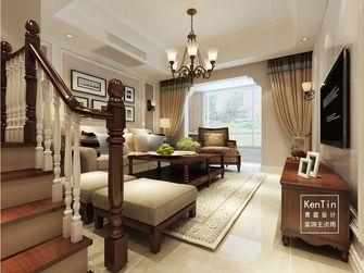 富裕型140平米复式美式风格楼梯效果图