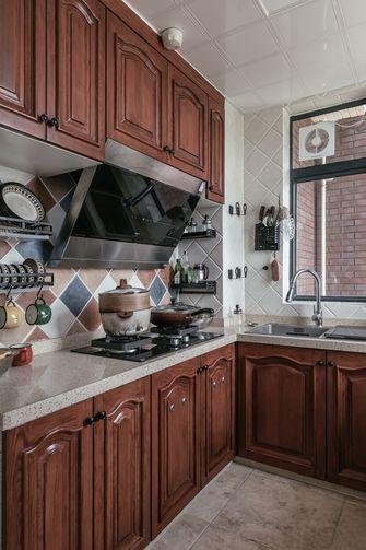 80平米地中海风格厨房图片
