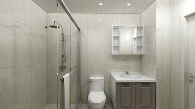 140平米四美式风格卫生间装修效果图