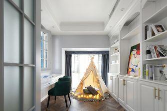 110平米三美式风格书房装修案例