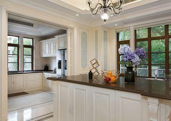 140平米四室三厅法式风格厨房装修效果图