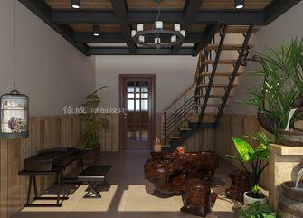15-20万140平米别墅新古典风格楼梯效果图