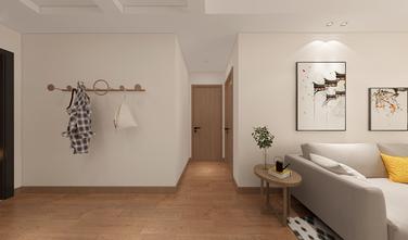 100平米三室两厅日式风格走廊装修案例