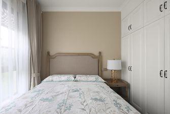 130平米三室三厅美式风格卧室欣赏图