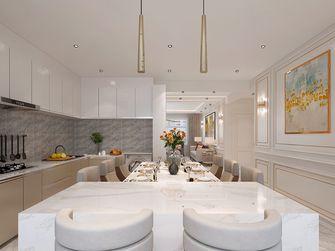 100平米美式风格厨房欣赏图