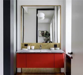 70平米公寓现代简约风格梳妆台效果图