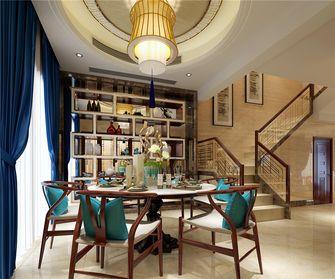 豪华型140平米四室三厅地中海风格餐厅欣赏图