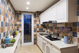 130平米地中海风格厨房图片