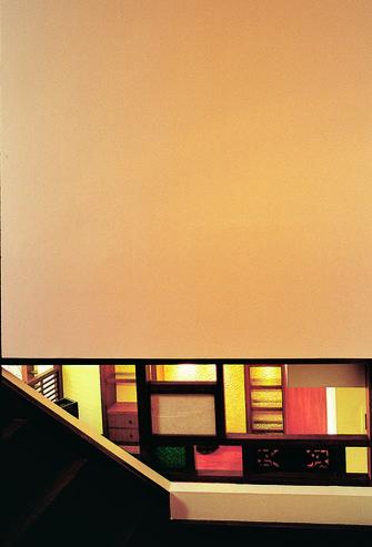 20万以上140平米三室两厅新古典风格楼梯图片
