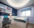 140平米三法式风格儿童房装修案例