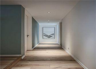 110平米三室一厅日式风格走廊图片大全
