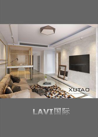 10-15万60平米一居室地中海风格客厅欣赏图