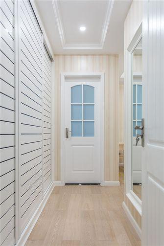 100平米三室一厅田园风格走廊装修图片大全