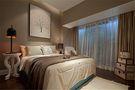 富裕型110平米三室五厅现代简约风格卧室装修效果图