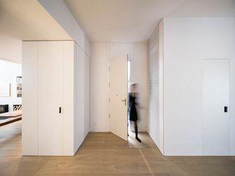 60平米复式日式风格玄关欣赏图