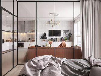 40平米小户型北欧风格卧室效果图