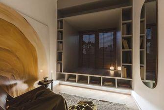 80平米三室一厅宜家风格书房效果图