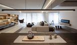 140平米四室一厅现代简约风格影音室装修图片大全