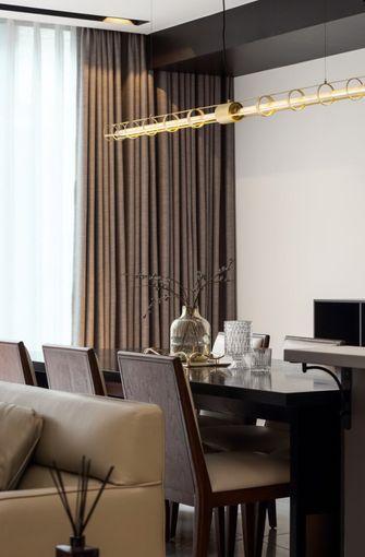 140平米三混搭风格餐厅装修案例