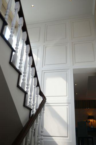 15-20万140平米复式美式风格楼梯设计图